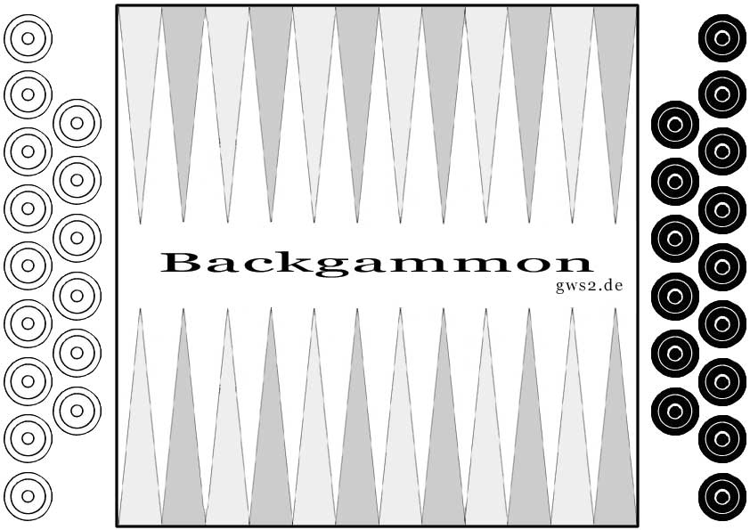 Backgammon Brettspiel Fur Kinder