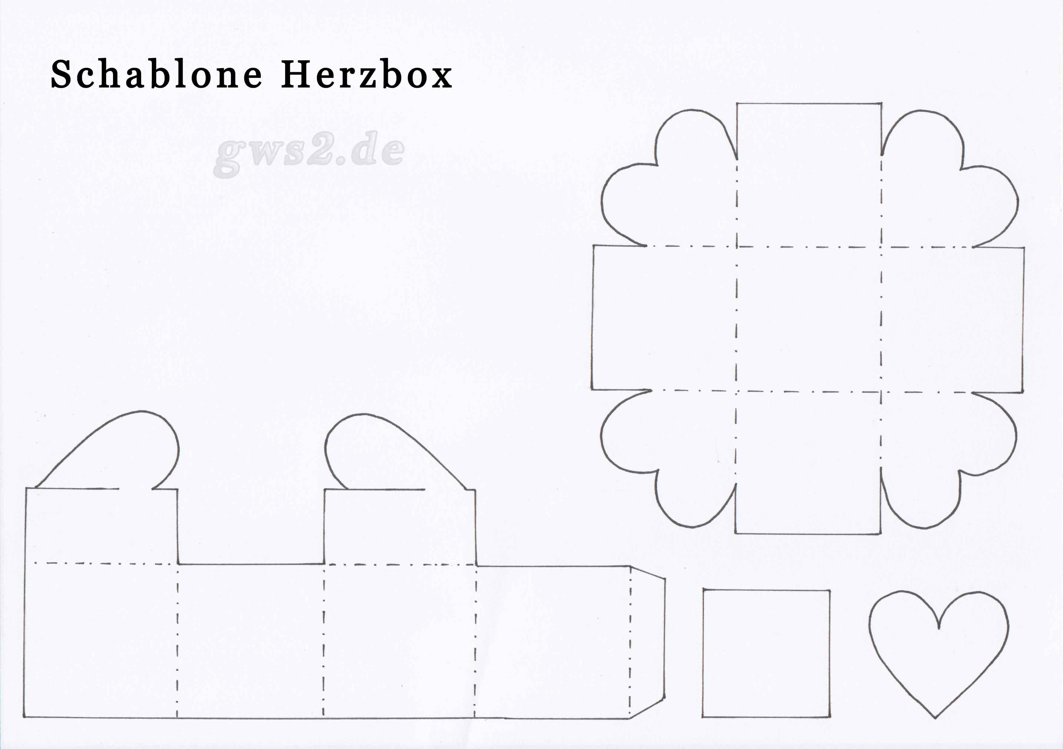 schmuckschachtel mit herz f r den valentinstag bastelanleitung. Black Bedroom Furniture Sets. Home Design Ideas