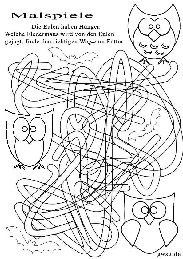 Niedlich Lustige Malspiele Für Kinder Bilder - Ideen färben ...