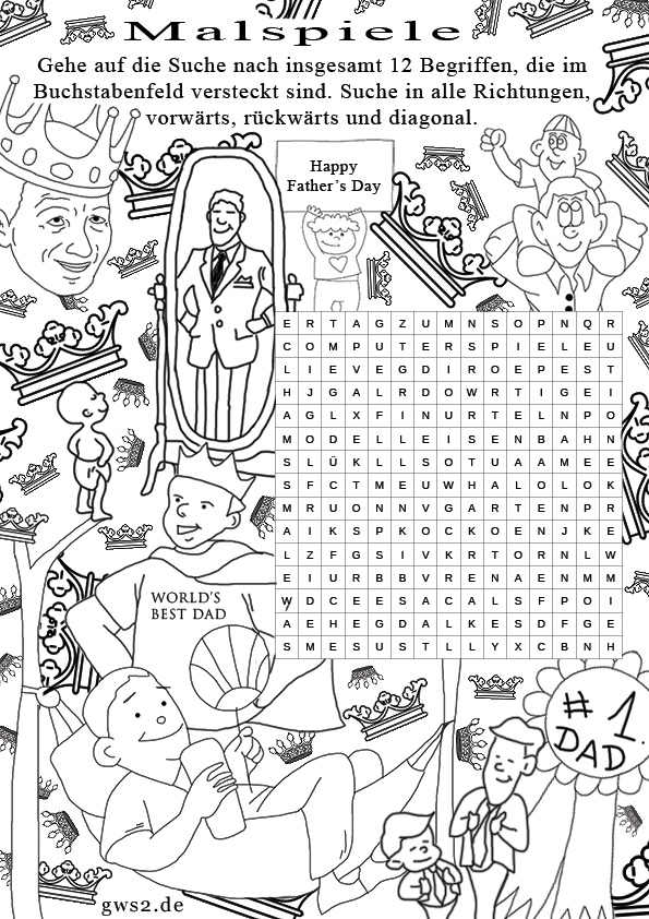 Ausgezeichnet Malspiele Für Kinder Bilder - Ideen färben - blsbooks.com