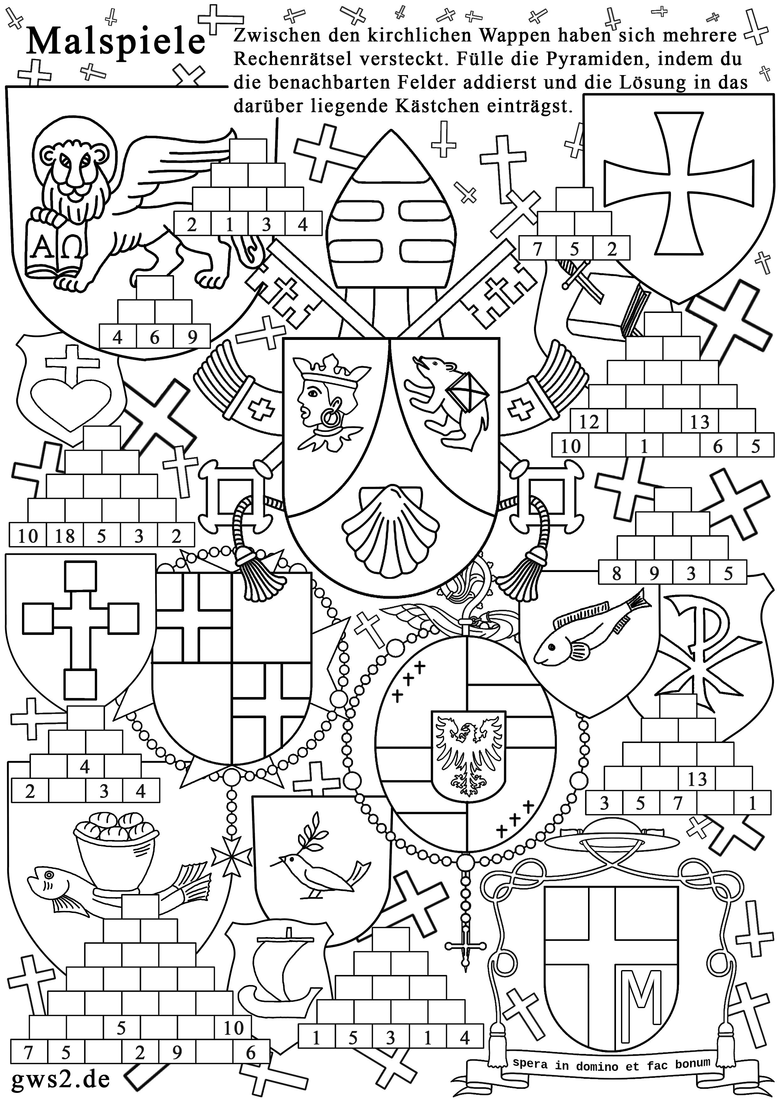 すごい Rheinland Pfalz Wappen Zum Ausmalen イラスト集