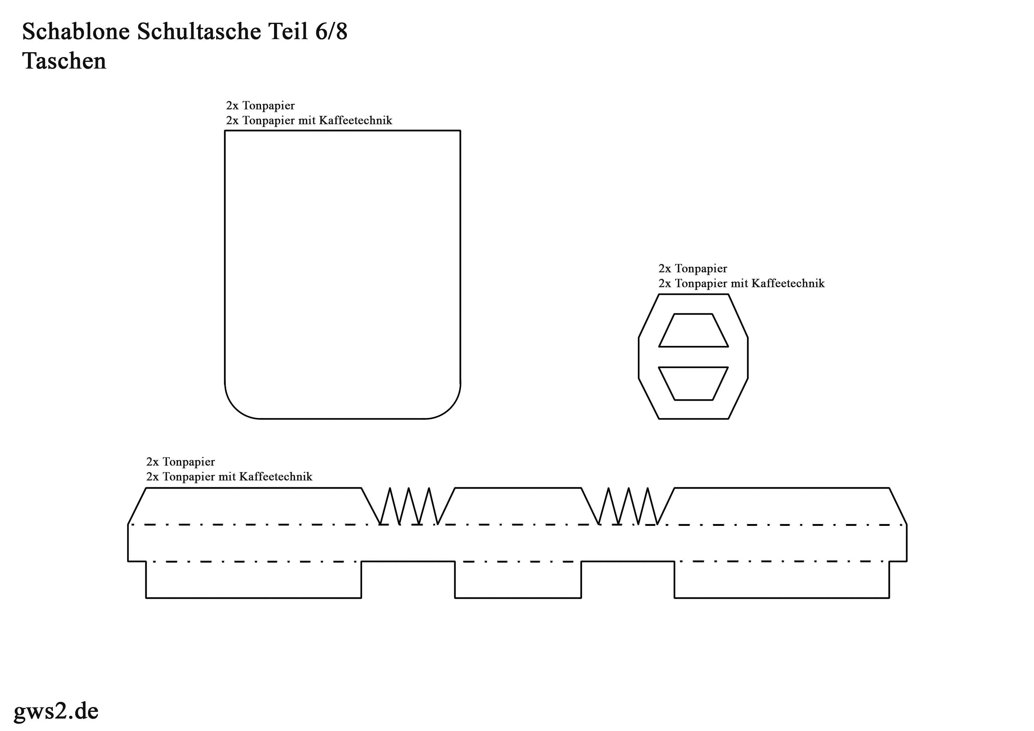 GWS2.de: Das Portal für Bastelanleitungen und Papier | Seite 11