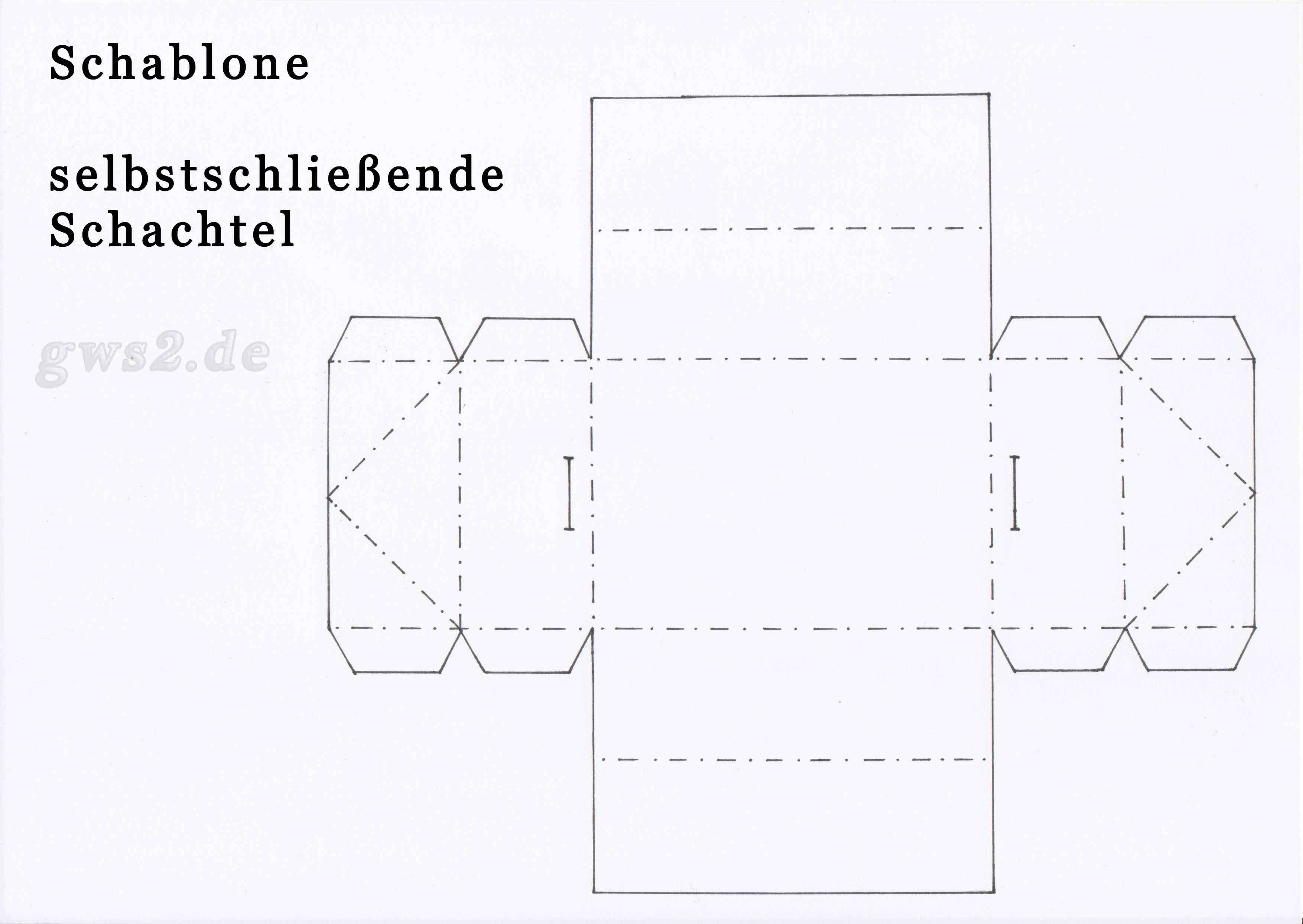 geschenkverpackung selbstschlie ende schachtel. Black Bedroom Furniture Sets. Home Design Ideas