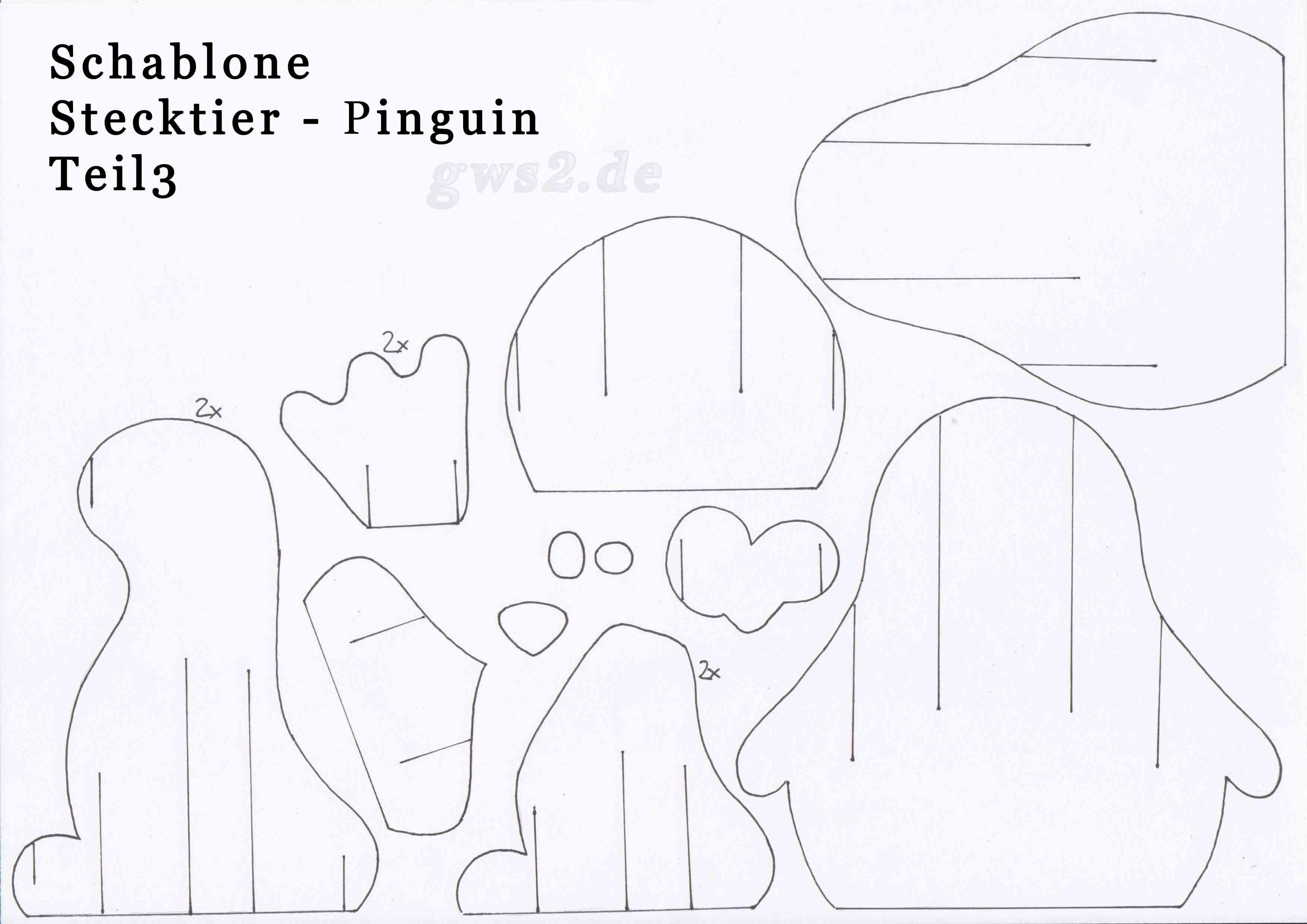 stecktiere seite 4. Black Bedroom Furniture Sets. Home Design Ideas
