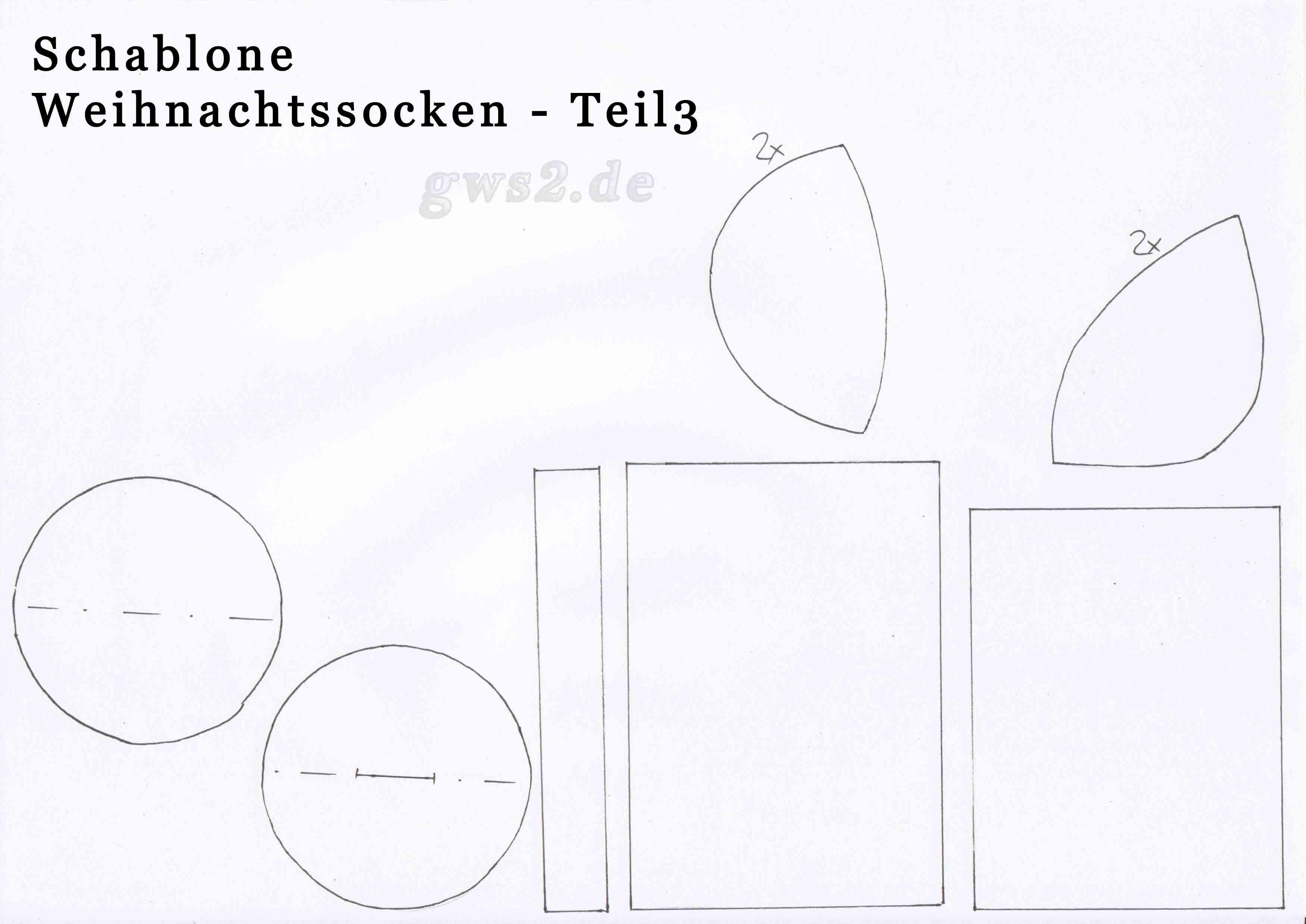 socken aus papier f r den nikolaus basteln. Black Bedroom Furniture Sets. Home Design Ideas