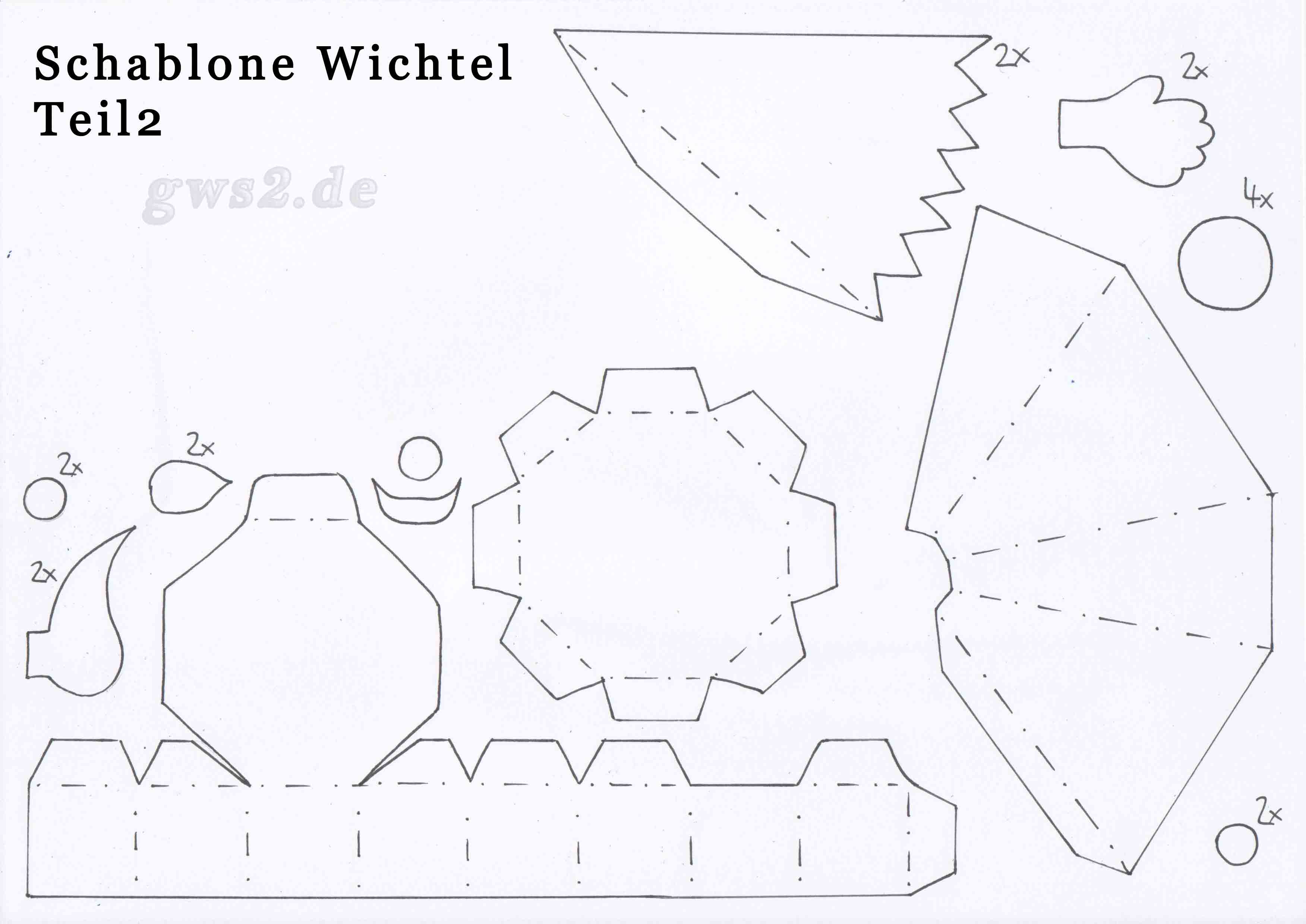 Skandi Wichtel Lars Ursus Buntpapierfabrik Ludwig Bahr 4