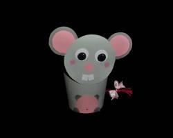 Bild von Maus Becher