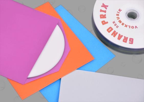 Cd Hülle Zum Ausdrucken Schutzpapier Für Optische
