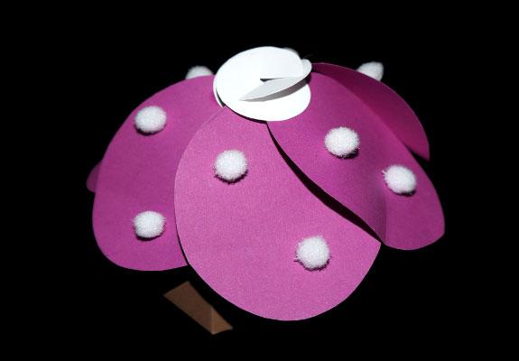 fettfreie cupcakes basteln. Black Bedroom Furniture Sets. Home Design Ideas