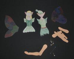 Bild von zerlegten Elfen