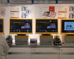 Bild von Fotodruckautomaten