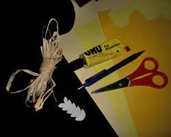 Bild von Bastelmaterial für Gerste