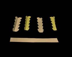 Bild von Elementen für Papiergetreide