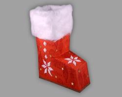 nikolaus stiefel aus papier basteln so wird ein schuh draus. Black Bedroom Furniture Sets. Home Design Ideas