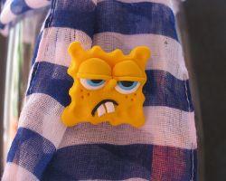 Bild von Fimo Spongebob