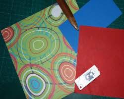 Bild von Ausstattungsgegenständen für Origami