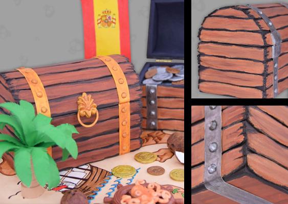 ber hmt karton piratenschiff vorlage zeitgen ssisch. Black Bedroom Furniture Sets. Home Design Ideas